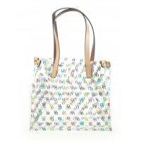 Dooney & Bourke Women Tote Blue Printed 39212706 RRADYXU