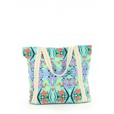 Gorjana Women Tote Light Purple Printed 40440799 BZLRFUB