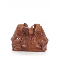 Kooba Women Leather Tote Brown Solid 38108088 HSLADQO