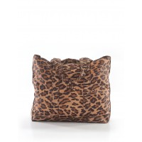 Lauren by Ralph Lauren Women Tote Brown Animal print 41518314 LMGGMAI
