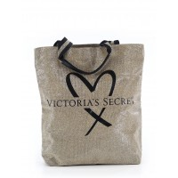 Victoria's Secret Women Tote Gold Graphic print 41255790 YEFOUQK