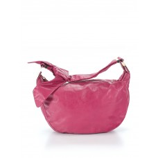 Badgley Mischka Women Hobo Pink Solid 32831626 KLPQVBT