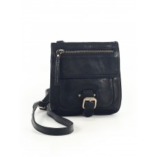 Banana Republic Women Leather Hobo Black Solid 41465855 WIGBKZH